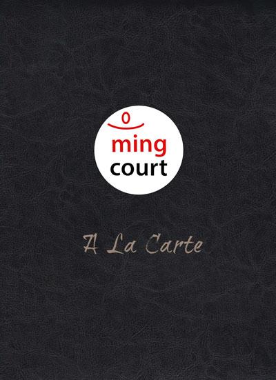 Carte Chine Ming.Ming Court Menu Chinese Restaurant Blanchardstown Takeaway